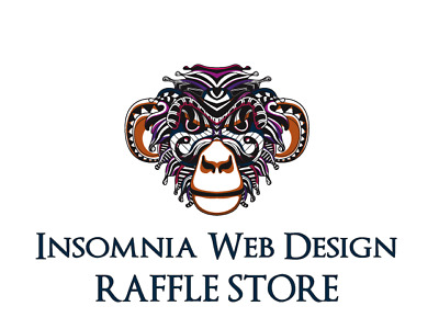 Professional Raffle Business Website