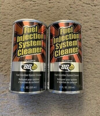 2. Brand New. BG Fuel Injection System Cleaner.