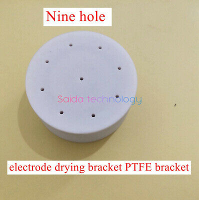 1PC Electrode holder electrode drying bracket PTFE bracket