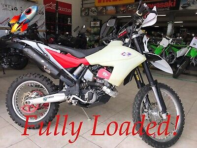 CHEAP 2011 Husqvarna TE449 LOADED with extras. No Reserve!