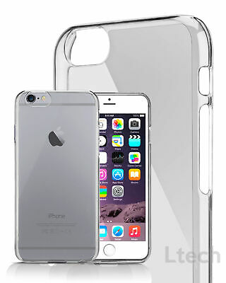 "Para Apple IPHONE 11 (2019) 6.1"" - Delgado Claro Sintético Suave Funda de Gel"
