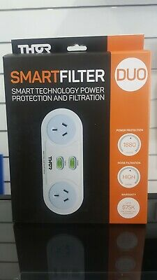 Thor C2 Smart Filter Duo 2 Power Board Surge Protection And Filtration Board