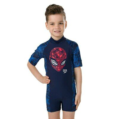 Speedo Toddler Boys Spiderman All in One from Ezi Sports