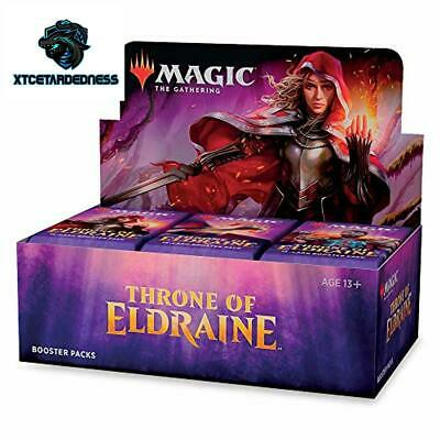 Magic: The Gathering Throne of Eldraine Booster Box | 36 Booster Pack (540 Cards