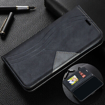 For iPhone 11 Pro Max XR XS 6s 7 8 Plus Case Flip Magnetic Leather Wallet Cover