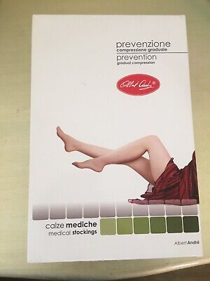 Calze Mediche Medical Compression Stockings Made In Italy