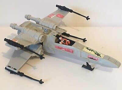 Vintage STAR WARS MicroCollection Vehicle: X-Wing Fighter - ESB 1982