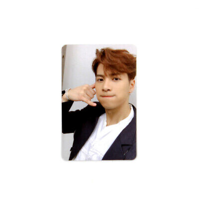 [GOT7] Call My Name / You Calling My Name / Official Photocard - Jackson 3