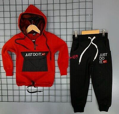 SALE! Children Boys/Girls  Sports Tracksuit 3-14 yrs 2 pc set Super Thick