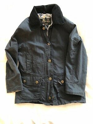 Lightweight Barbour Jacket XS 4-5 Years