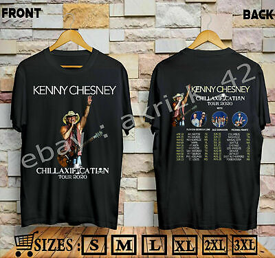 Kenny Chesney Shirt Chillaxification Tour 2020 T-shirt S to 5XL