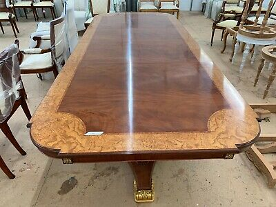 CMC Designs Grand dining tables, pro French polish in various sizes and styles.