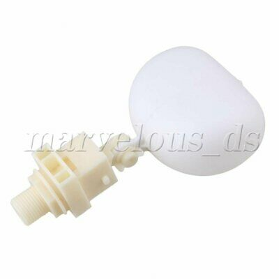 White Plastic DN15 Lanes Reverse Osmosis System Float 1/2 Articles  Valve