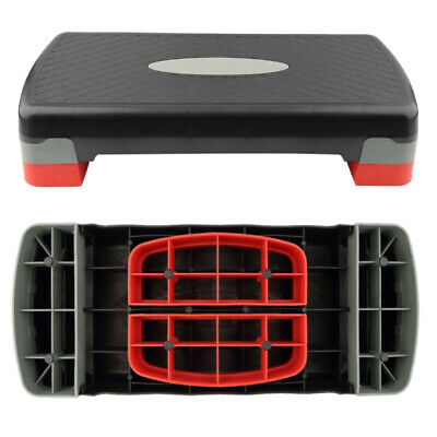 Fitness Aerobic Step Platform Exercise Stepper Cardio Workout Health Trainer HOT