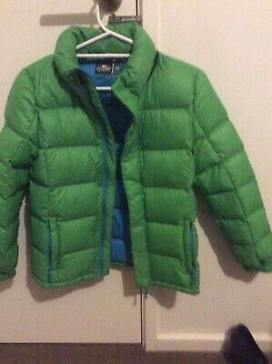 Fantastic Child's Crane Brand Unisex Down Jacket - Size 12