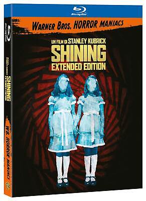 Shining (Extended Edition) (Edizione Horror Maniacs) (Blu-Ray) WARNER HOME VIDEO