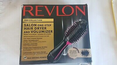 Revlon Pro Collection Salon One-Step Hair Dryer and Volumizer - FREE SHIPPING
