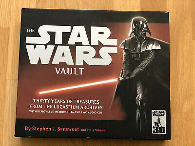 The  Star Wars  Vault: Thirty Years of Treasures from the Lucasfilm Archives by