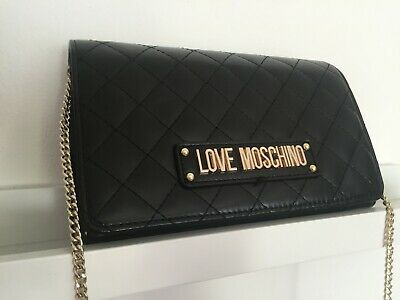 Moschino QUILTED CROSSBODY - Borsa a tracolla