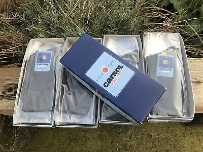 Vintage New Boxed Italian Designer Socks 5 Pairs In Box Priced Per Box.