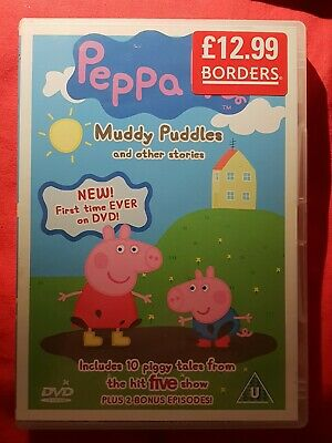Peppa Pig: Muddy Puddles and Other Stories DVD
