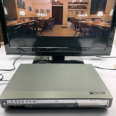 Funai DVD Player RW-R Recorder System VCR Plus FDR-90E