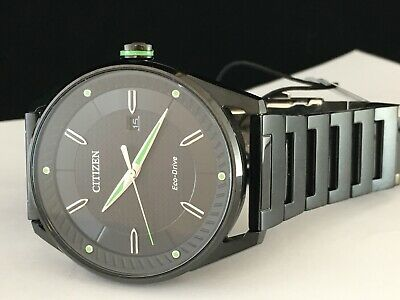 Drive from Citizen Eco-Drive Men's CTO Stainless Steel Watch BM6985-55E MSRP$275