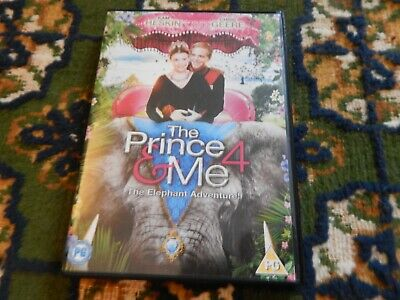 The Prince And Me 4 - DVD Disc + Case - Kids