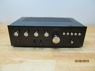 Vintage Sansui AU-3900 Integrated Amplifier Powers Up and Working @See Notes@