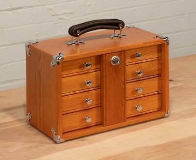 GI-T12 4 Drawer Oak/Veneer Chest by Gerstner International Tools Hobby FREE SHIP