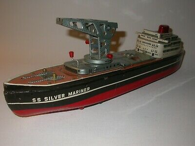 Bandai SS Silver Mariner in fine condition