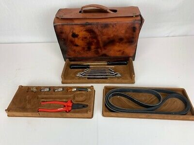Ferrari 355 Tool Kit with Leather Case