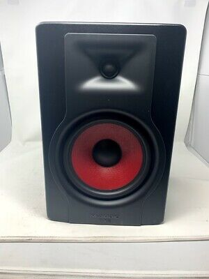 M-Audio BX8 D3 Crimson Powered Studio Reference Monitor (Single)