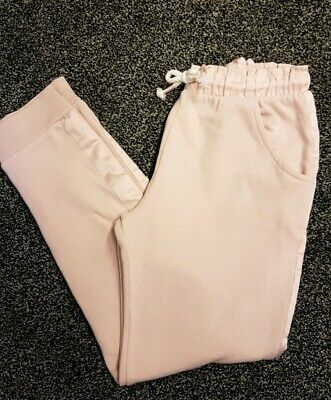 NEXT Pink Joggers Age 10
