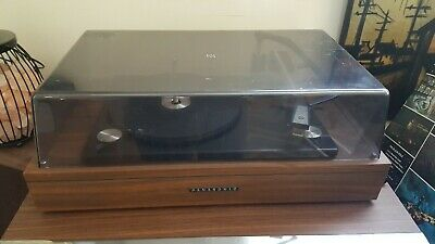 Vintage Panasonic RD-7673D Automatic Turntable Record Player 4-Speed, Changer