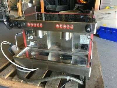 Aromas N2 Commercial 2 Group Head Coffee Espresso Machine - Used