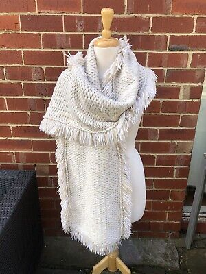 decjuba Scarf Knit Womens