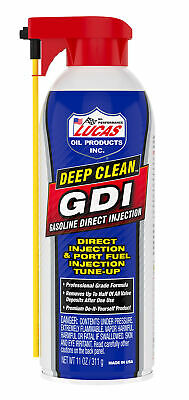 Lucas Oil Deep Clean GDI 11 Oz. PN LUC11096