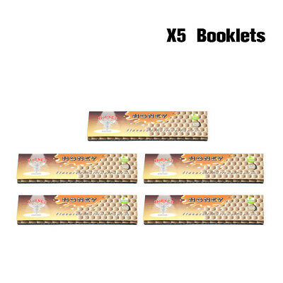 WATERMELON 5 Packs HORNET Flavoured Rolling Paper King Size 110MM