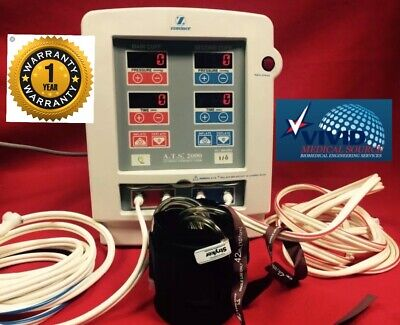 Zimmer ATS 2000 Automatic Tourniquet System with battery Certified 1 Yr Warranty