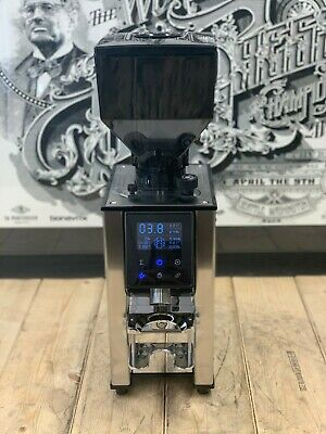 Zf64 Electronic Brand New Stainless Steel Espresso Coffee Grinder Commercial Bar