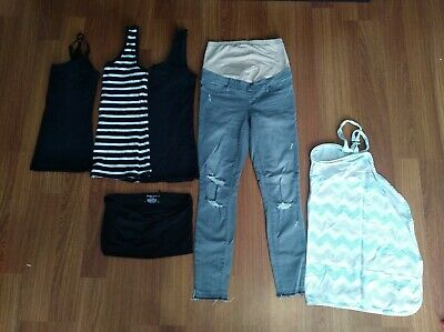 Maternity And Breastfeading Clothing Bundle