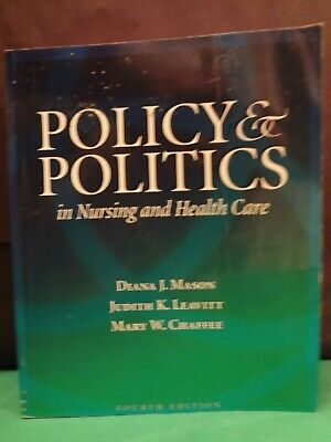 2002 Policy & Politics In Nursing And Health Care 4Th Ed. | Saunders | Paperback
