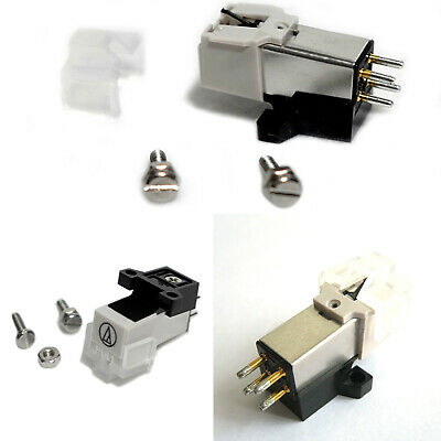Dynamic Magnetic Cartridge Needle Stylus for Audio Technica Accessories Parts BS