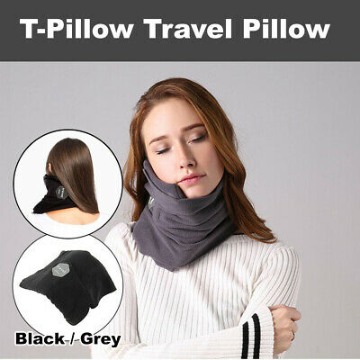 Pillow Portable Soft Comfortable Travel Pillow Proven Neck Support Sitting Nap