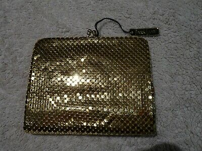 Vintage Australian Park Lane Gold Mesh Ladies Wallet