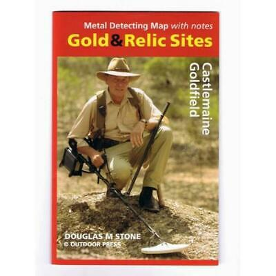 VIC - Gold & Relic Sites - Metal Detecting Maps - Region: Castlemaine for Pro...