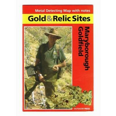 VIC - Gold & Relic Sites - Metal Detecting Maps - Region: Maryborough for Pro...