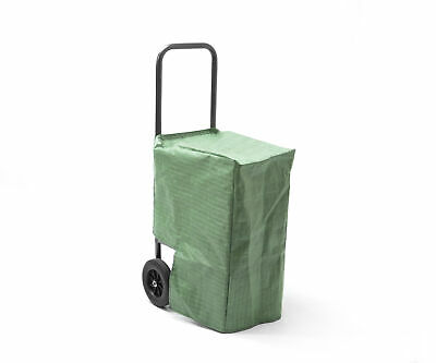 The Handy LC Log Cart Mobile Storage Trolley with Cover