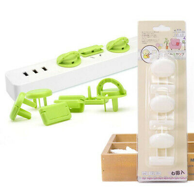6 children's anti-electric shock plug protection cover safety protection device